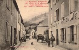 SAINT  LARY GENDARMERIE  ARIEGE  09 - Saint Girons