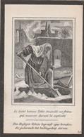 Franciscus Josephus Benaut-poperinghe 1863 - Images Religieuses