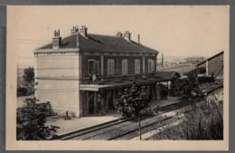 CHAUFFAILLES (71) - La Gare - Francia