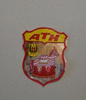 Auto-collant Ath Cheval Bayard 90x70 Mm - Autocollants