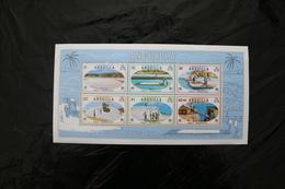Anguilla 386a Salt Industry MNH Souvenir Sheet Block 1980  A04s - Anguilla (1968-...)