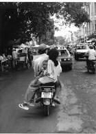 Photo Cambodge Trafic Dans Les Rues De Pnom Penh Photo Vivant Univers - Orte