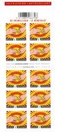 2011 - B120 - Vrijwillinger.  Bénévolat. - Postzegelboekjes 1953-....