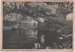 8671.   Grotte Di Postumia - Corso Sotterraneo Del Piuca - 1942 - 30 Cent. Posta Militare Italiana - FG VF - Slovenia