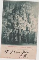 8672 Eb.   Postojnska Jama - Adelsberger Grotte - 1906 - 5 Heller  Oesterr. Post - Per Valperga Canavese FP - Slovenia