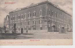 CPA Précurseur Salsomaggiore - Albergo Grande (Grand Hotel) - Otras Ciudades