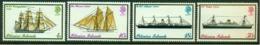 """-Pitcairn Islands-1975-""""Mail Boats"""" MNH (**) - Pitcairn Islands"""