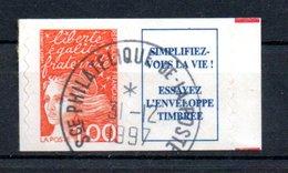 B222 France N° 3101a Oblitéré - France