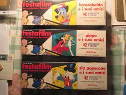 Lotto Diapositive Disney Anni 60 - Diapositives