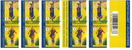Postzegelboekje.  Zomerzegels.  Vakantie In Vlaanderen En Wallonië. - Postzegelboekjes 1953-....