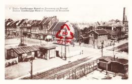 Statie GENTBRUGGE Noord En Steenweg Op Brussel - Station GENTBRUGGE Et Chaussée De Bruxelles - Gent