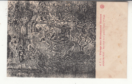 Cambodge - Voyage Aux Monuments Khmers - Angkor-wat - 65 - Bas-relief De La Galerie Ouest - Cambodge
