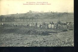 Lorraine 1916 Cimetiere Militaire Mehon - France
