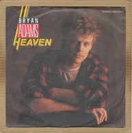 "7"" Single, Bryan Adams - Heaven - Disco, Pop"