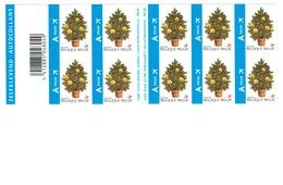 Postzegelboekjes.  Kerstmis En Nieuwjaar.  Noël Et Nouvel An International. 2007 - Postzegelboekjes 1953-....