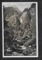 AK 0413  Kaprun - Kesselfall-Alpenhaus / Verlag Jurischek Um 1938 - Kaprun