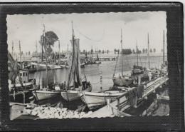 AK 0413  Insel Poel - Hafen Von Kirchdorf / Ostalgie , DDR Um 1959 - Wismar