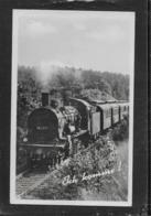 AK 0413  Dampfeisenbahn ( Ich Komme ) / Ostalgie , DDR Um 1958 - Eisenbahnen