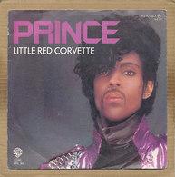 "7"" Single, Prince - Little Red Corvette - Disco, Pop"