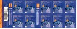 Postzegelboekjes.  Kerstzegels.  Timbres De Noël. - Postzegelboekjes 1953-....