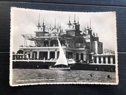 MONDELLO STABILIMENTO BALNEARE  1951 - Palermo