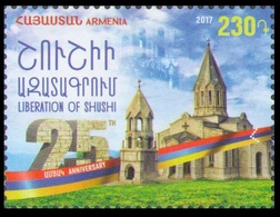 2017Armenia104625th Anniversary Of The Liberation Of Shushi - Armenia