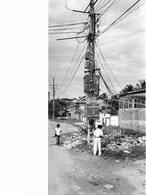 Photo Cambodge  Les Bricolages électriques à Pnom Penh Photo Vivant Univers - Orte