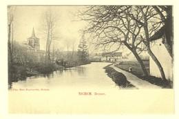 A0942[Postkaart] Sichem. Demer. (Mad. Huybrechts) [Scherpenheuvel Zichem De] - Scherpenheuvel-Zichem