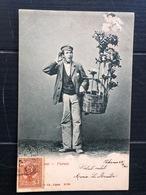 TIPI SICILIANI  FIORAIO  1903 - Kostums
