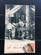 TIPI SICILIANI  ACQUAIOLO  1903 - Costumi