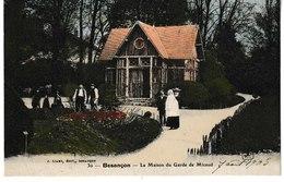 Doubs BESANCON La Maison Du Garde De Micaud - Besancon
