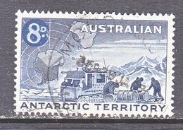AAT  L 2   (o)    POLAR   SNOW TRUCK - Australian Antarctic Territory (AAT)