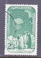 AAT  L 5   (o)    POLAR  PENGUINS - Used Stamps