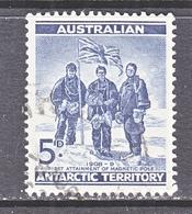 AAT  L 6   (o)    POLAR  EXPLORERS - Australian Antarctic Territory (AAT)