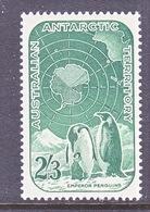 AAT  L 5    *   POLAR  PENGUINS - Unused Stamps