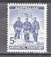 AAT  L 5    **   POLAR  EXPLORERS - Unused Stamps