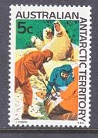 AAT  L 11    **   POLAR  SEALS - Unused Stamps