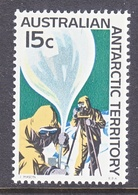 AAT  L 14    **   POLAR  WEATHER  BALOON - Unused Stamps