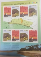 O) 2017 URUGUAY,IMMIGRANT COAST -DAVYT BLANCARENA PARK -SAILBOAT -EXTREME SPORT -TOURISTIC DESTINATIONS. ROMERILLO FLO - Uruguay
