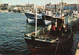 Ile De Noirmoutier - L'herbaudière - Le Port Et Le Quai - Noirmoutier