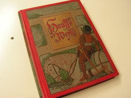 Altes Buch , Wilhelm Hauff , Hauffs Werke , Ca. 1900 - Bücher, Zeitschriften, Comics