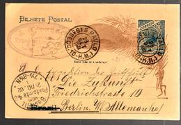 27472 - Pour L'Allemagne - Postwaardestukken
