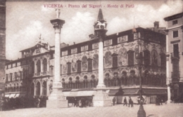 Italie - VICENZA - Piazza Dei Signori - Monte Di Pieta - Vicenza