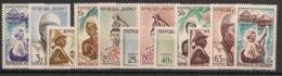Dahomey - 1963 - N°Yv. 179 à 190 - Série Complète - Neuf Luxe ** / MNH / Postfrisch - Benin - Dahomey (1960-...)