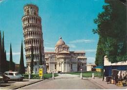 PISA - PISE. Voiture: CITROEN DS - Pisa