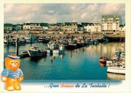 La Turballe Le Port De Peche Presqu'ile De Guerande 2003         CPM Ou CPSM - La Turballe