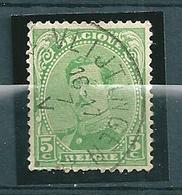 137 Gestempeld (sterstempel) VLIJTINGEN - 1915-1920 Albert I.