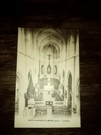 A1: SAINT-LAURENT-DE-MURE- L'église - Autres Communes