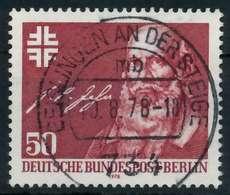 BERLIN 1978 Nr 570 Zentrisch Gestempelt X91D61E - [5] Berlin