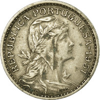 Monnaie, Portugal, 50 Centavos, 1951, TB+, Copper-nickel, KM:577 - Portugal